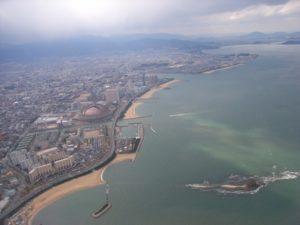 博多湾の写真