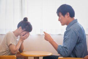 「交際してから相手の要求がエスカレートしてきてストレスになり破局」
