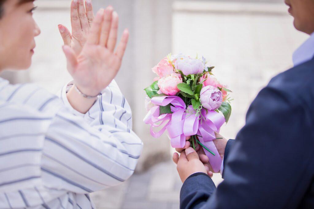 結婚願望が無い人